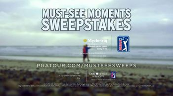 PGA TOUR Must-See Moments Sweepstakes TV Spot, 'Grand Prize Winner: Historic Old Town' - Thumbnail 10