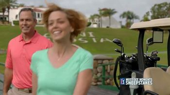 PGA TOUR Must-See Moments Sweepstakes TV Spot, 'Grand Prize Winner: Historic Old Town' - Thumbnail 3