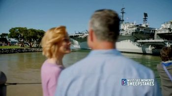 PGA TOUR Must-See Moments Sweepstakes TV Spot, 'Grand Prize Winner: Historic Old Town' - Thumbnail 7