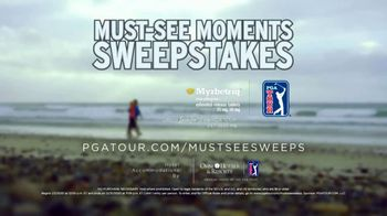 PGA TOUR Must-See Moments Sweepstakes TV Spot, 'Grand Prize Winner: Historic Old Town' - Thumbnail 9