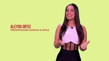 Gangas & Deals TV Spot, 'Nuevos productos cada jueves' con Aleyda Ortiz [Spanish]