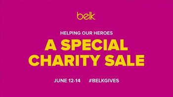 Belk Special Charity Sale TV Spot, 'Welcome Back to Giving Back' Song by Caribou - Thumbnail 4