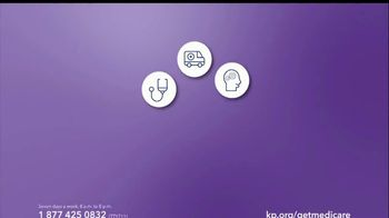 Kaiser Permanente Medicare Advantage Plan TV Spot, 'Break Away' - Thumbnail 3