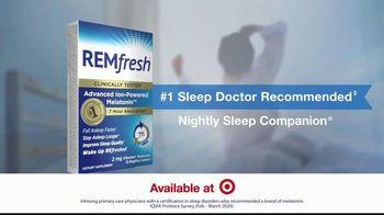 REMfresh TV Spot, 'Want to Sleep Better?' - Thumbnail 8