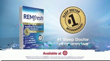 REMfresh TV Spot, 'Want to Sleep Better?' - Thumbnail 4
