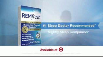REMfresh TV Spot, 'Want to Sleep Better?' - Thumbnail 7