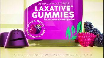 Senokot Laxative Gummies TV Spot, 'Overnight Relief'