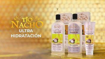 Tío Nacho Ultra Hydration Coconut Oil TV Spot, 'Hidratación' [Spanish] - Thumbnail 9