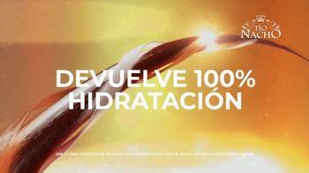 Tío Nacho Ultra Hydration Coconut Oil TV Spot, 'Hidratación' [Spanish] - Thumbnail 5