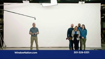 Window Nation TV Spot, 'Standing Behind It: Buy Two, Get Two Free' - Thumbnail 1