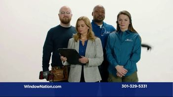 Window Nation TV Spot, 'Standing Behind It: Buy Two, Get Two Free' - Thumbnail 2
