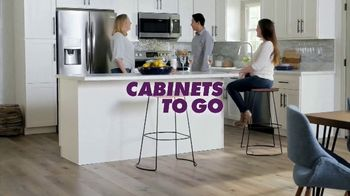 Cabinets To Go First Time for Everything Sale TV Spot, 'Time to Wow' - Thumbnail 1