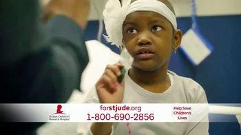 St. Jude Children\'s Research Hospital TV Spot, \'Alana\'