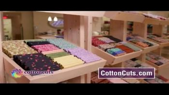 Cotton Cuts TV Spot, 'No One Is Cut From the Same Cloth: 15 Percent Off' - Thumbnail 2