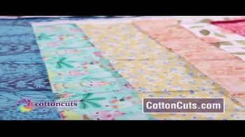 Cotton Cuts TV Spot, 'No One Is Cut From the Same Cloth: 15 Percent Off' - Thumbnail 3