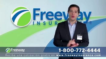 Freeway Insurance TV Spot, 'Ahorra con Freeway: $839 dólares' [Spanish] - Thumbnail 5