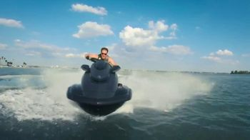 Yamaha Waverunners FX Series TV Spot, 'What You Won't Hear' - Thumbnail 3