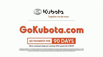 Kubota Compact Tractors TV Spot, 'Tackle Any Job All Year Round' - Thumbnail 10