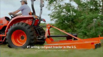 Kubota Compact Tractors TV Spot, 'Tackle Any Job All Year Round' - Thumbnail 2