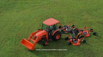 Kubota Compact Tractors TV Spot, 'Tackle Any Job All Year Round' - Thumbnail 4
