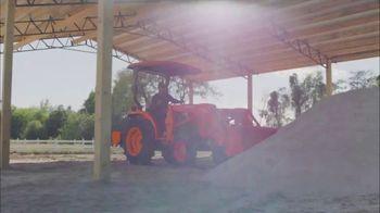 Kubota Compact Tractors TV Spot, 'Tackle Any Job All Year Round' - Thumbnail 5