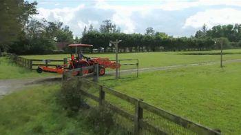 Kubota Compact Tractors TV Spot, 'Tackle Any Job All Year Round' - Thumbnail 6