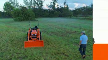 Kubota Compact Tractors TV Spot, 'Tackle Any Job All Year Round' - Thumbnail 7