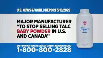 Parker Waichman TV Spot, 'Talcum Baby Powder' - Thumbnail 2