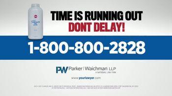 Parker Waichman TV Spot, 'Talcum Baby Powder' - Thumbnail 5