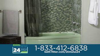 Bath Fitter Stimulus Sale TV Spot, 'Peace of Mind: 24 Months No Interest' - Thumbnail 3