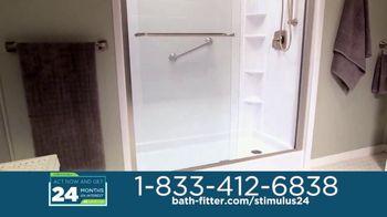 Bath Fitter Stimulus Sale TV Spot, 'Peace of Mind: 24 Months No Interest' - Thumbnail 4