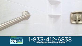 Bath Fitter Stimulus Sale TV Spot, 'Peace of Mind: 24 Months No Interest' - Thumbnail 5