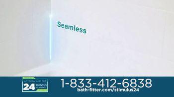 Bath Fitter Stimulus Sale TV Spot, 'Peace of Mind: 24 Months No Interest' - Thumbnail 6