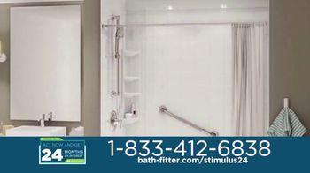 Bath Fitter Stimulus Sale TV Spot, 'Peace of Mind: 24 Months No Interest' - Thumbnail 7