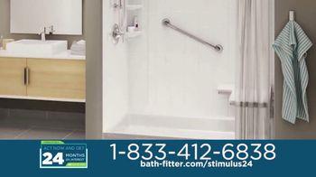 Bath Fitter Stimulus Sale TV Spot, 'Peace of Mind: 24 Months No Interest' - Thumbnail 8