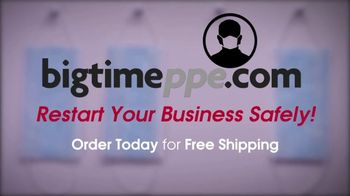 BigtimePPE TV Spot, 'Leader: Business Re-Opening Package' - Thumbnail 6