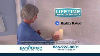 Safe Step TV Spot, 'Accidental Fall: Free Shower Package' - Thumbnail 7