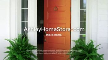 Ashley HomeStore Friends & Family Sale TV Spot, '25% Off: Buy Now, Pay Later' - Thumbnail 8