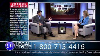 Sheldon Law Group TV Spot, 'Boy Scouts Abuse Helpline' - Thumbnail 2