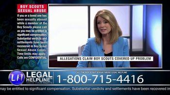 Sheldon Law Group TV Spot, 'Boy Scouts Abuse Helpline' - Thumbnail 3