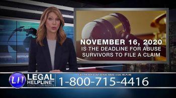 Sheldon Law Group TV Spot, 'Boy Scouts Abuse Helpline' - Thumbnail 9