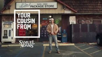 Samuel Adams TV Spot, \'Your Cousin From Boston Loves Fall\'