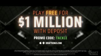DraftKings TV Spot, '4th and Inches' - Thumbnail 9