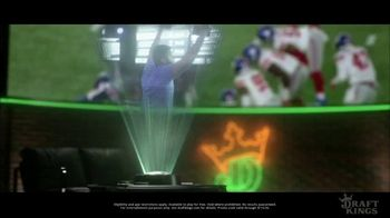 DraftKings TV Spot, '4th and Inches' - Thumbnail 6
