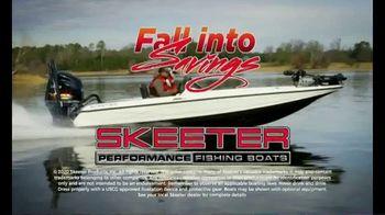 Skeeter Boats Fall Into Savings TV Spot, 'Set the Standard: Rebates'