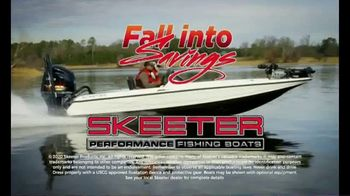 Skeeter Boats Fall Into Savings TV Spot, 'Set the Standard: Rebates'