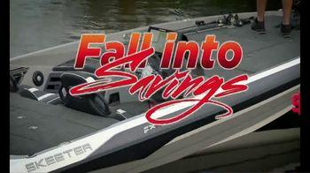 Skeeter Boats Fall Into Savings TV Spot, 'Set the Standard: Rebates' - Thumbnail 4