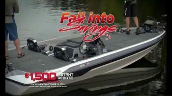 Skeeter Boats Fall Into Savings TV Spot, 'Set the Standard: Rebates' - Thumbnail 5