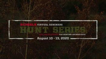 Scheels Virtual Seminars Hunt Series TV Spot, 'Industry Experts' - Thumbnail 1
