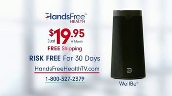 HandsFree Health WellBe TV Spot, 'Managing Your Health' - Thumbnail 10